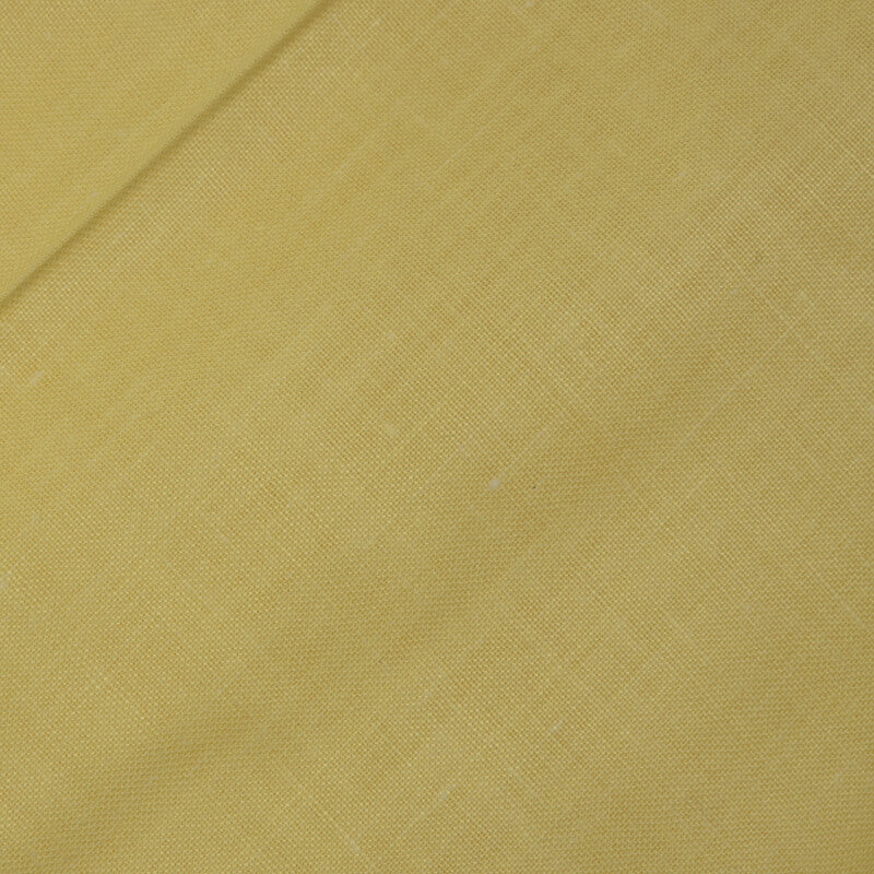 Sand Beige Plain Cotton Cambric  Fabric - Fabcurate