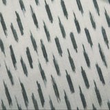 Off White Ikat Pattern Digital Print Rayon Fabric