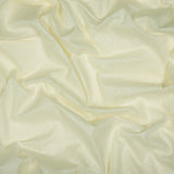 White Plain Cotton Slub Fabric