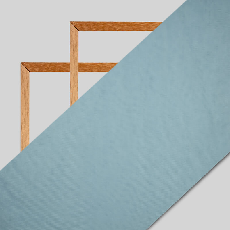 Light Blue Plain Premium Quality Butterfly Net Fabric