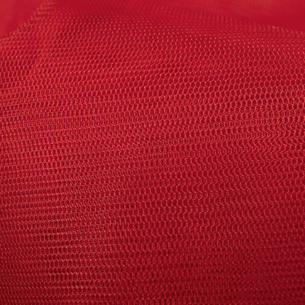 Maroon Plain Premium Quality Butterfly Net Fabric