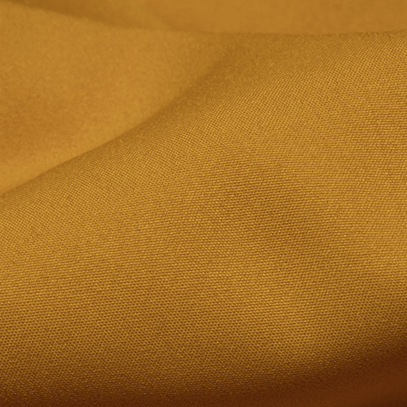 Light Brown Plain Micro Crepe Fabric