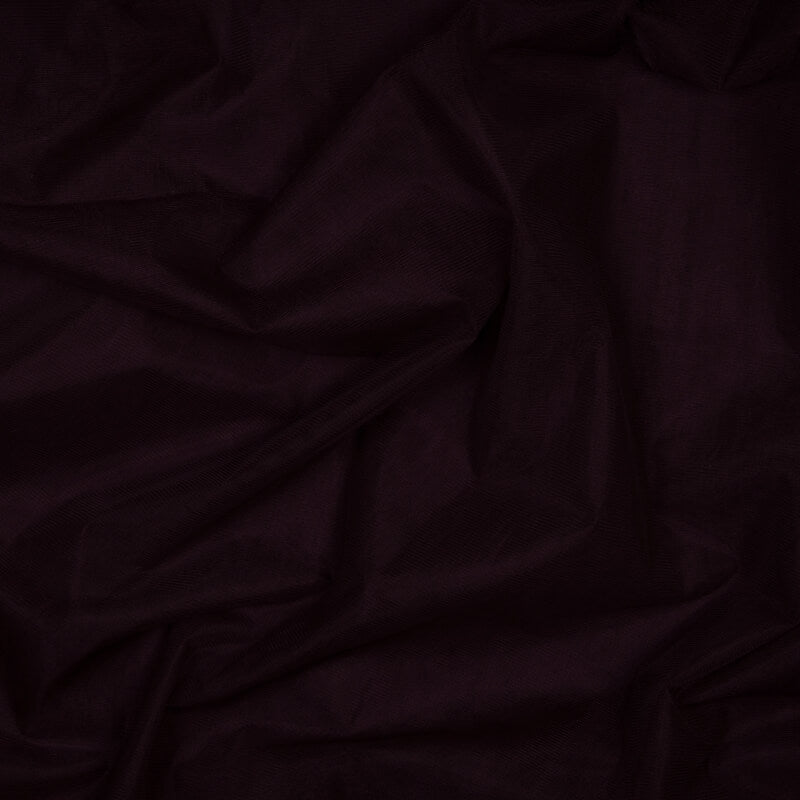 Burgundy Plain Premium Quality Butterfly Net Fabric
