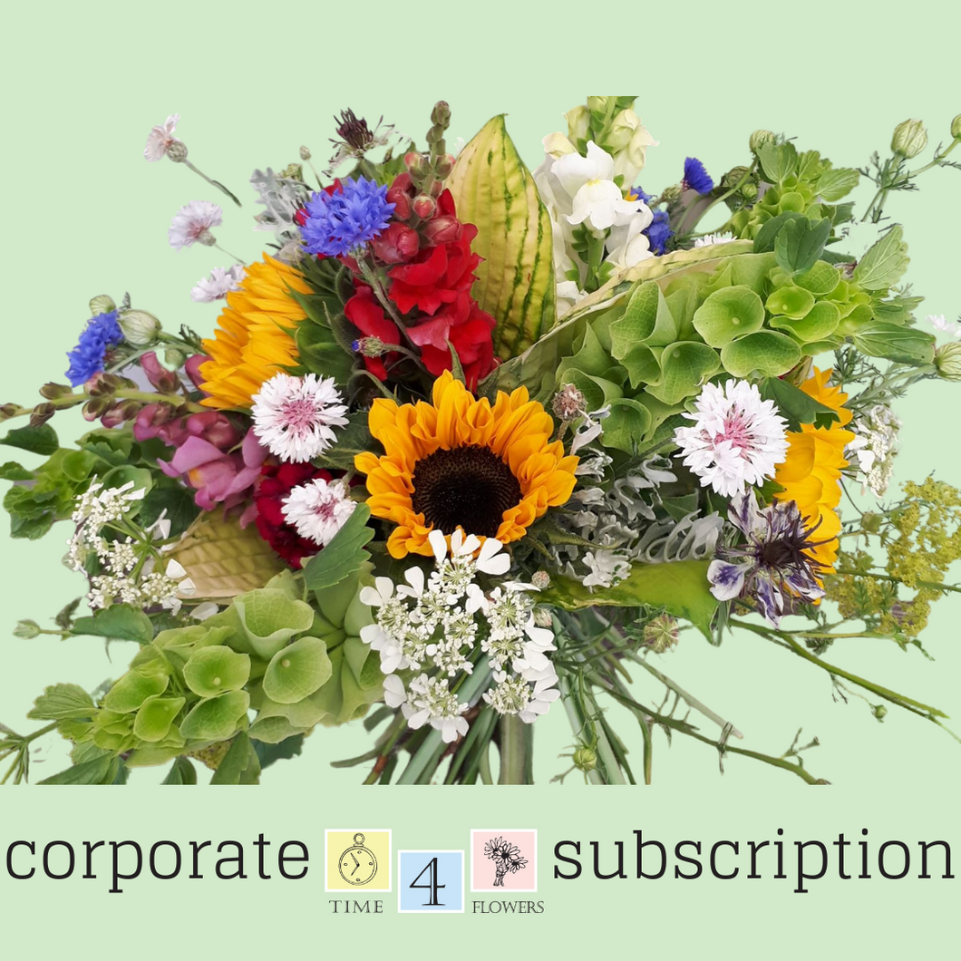 Corporate Flower Subscription