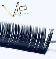 VIP Eyelashes - New Cuticle Lash Extension 12 Lines - Blend Fit Portables™