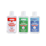 Clear Hand Sanitizer Gel 100mL Set - OZ Lab - Blend Fit Portables™