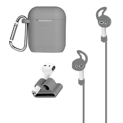 Airpods Case And Accessories Kit - Blend Fit Portables™