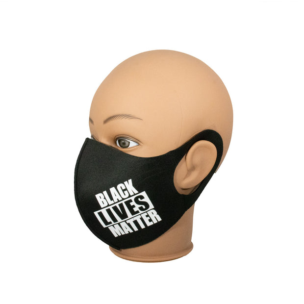 Black Lives Matter Fashion Mask 3pcs Pack - Blend Fit Portables™
