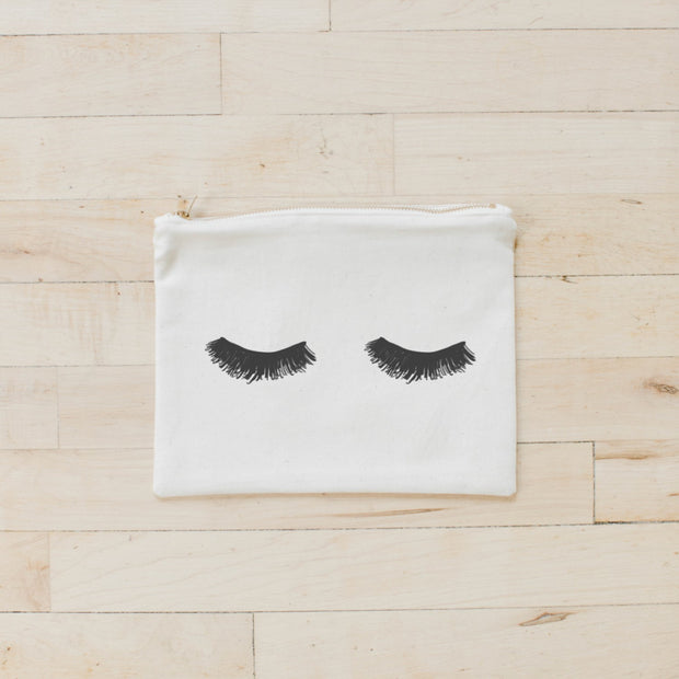 Eyelashes Cosmetic Bag - Blend Fit Portables™