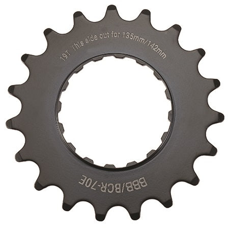 "BBB - E-Bike Sprocket 19T x 3/32"" (142mm)"