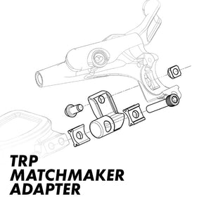 TRP - Matchmaker Adapter Kit (Left or Right side)