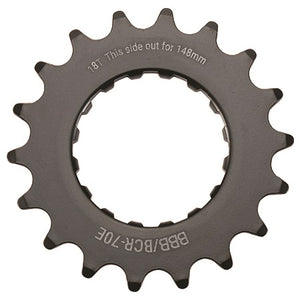 "BBB - E-Bike Sprocket 18T x 3/32"" (148mm)"