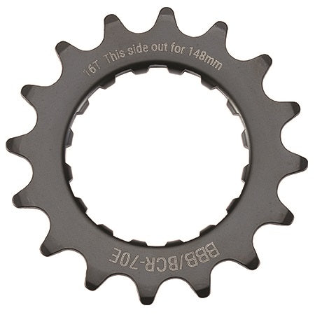 "BBB - E-Bike Sprocket 16T x 3/32"" (148mm)"
