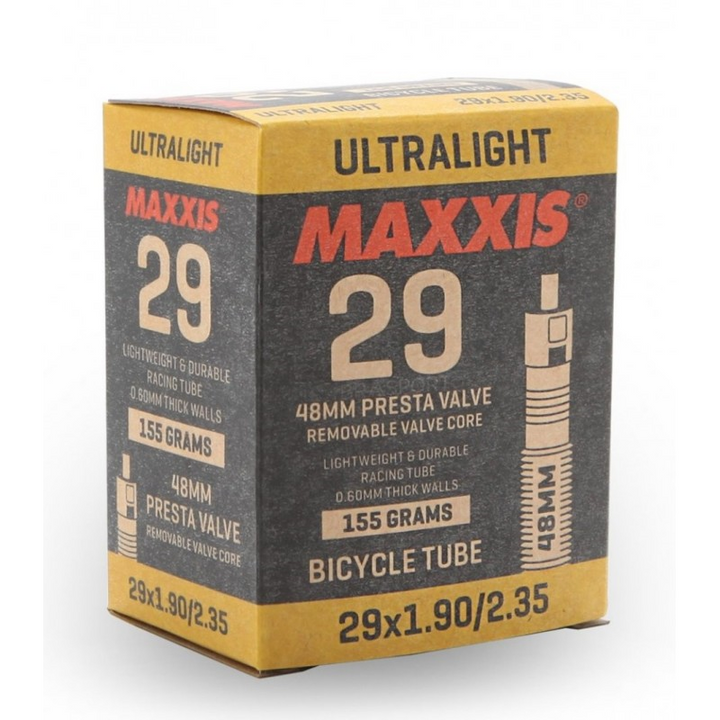 Maxxis Ultralight 29 Tubes