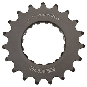 "BBB - E-Bike Sprocket 19T x 3/32"" (148mm)"