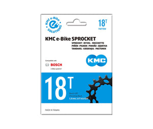 KMC E-BIKE SPROCKET PACKAGING