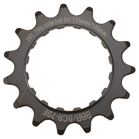"BBB - E-Bike Sprocket 15T x 3/32""  (142mm)"