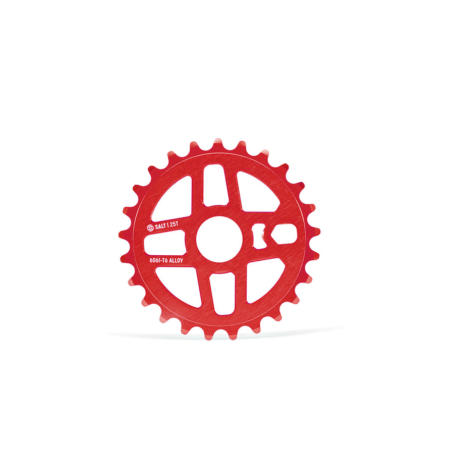 Salt PRO Sprocket 25T Red