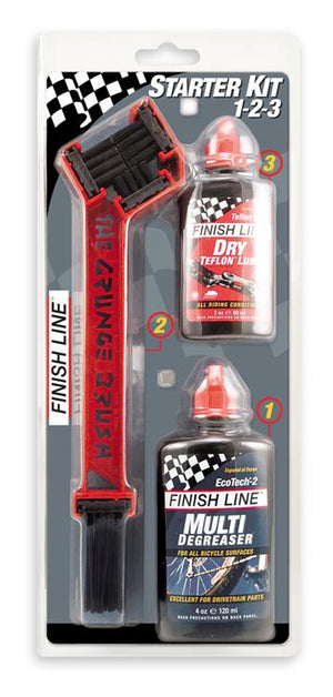 Finishline Grunge Brush - Starter Kit