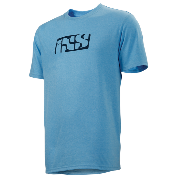 Brand 6.1 Tee - Light Blue