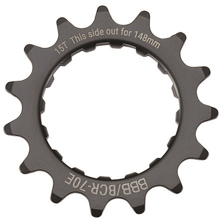 "BBB - E-Bike Sprocket 15T x 3/32"" (148mm)"
