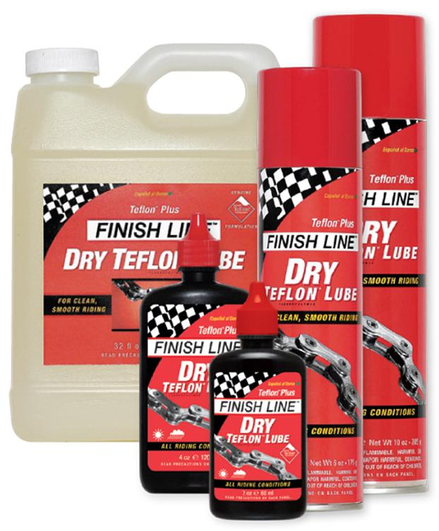 Finishline Dry Lube (Teflon Plus)