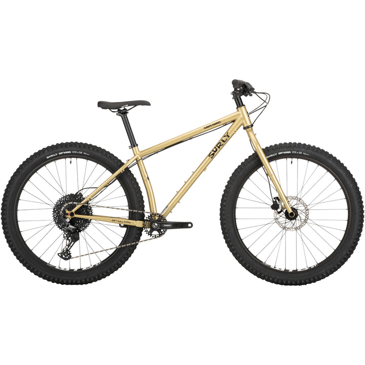 Surly Karate Monkey Bikes Gold 5
