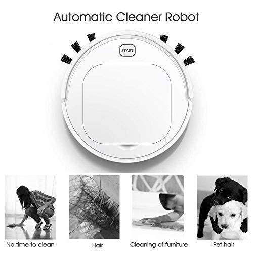 Vacuum Smart Automatic  Sweeper Robot Cleaner