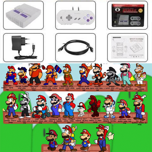 【LAST DAY PROMOTION】SUPER CLASSIC EDITION CONSOLE
