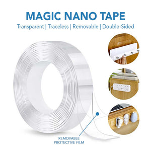Heavy Duty Double Sided Magic Nano Tape