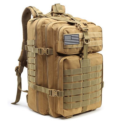 50L Large Capacity Military Tactical Backpacks