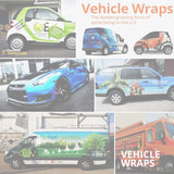 Vehicle & Building Wraps - Contact for Quote