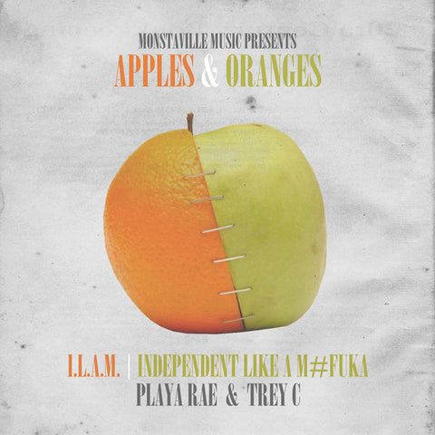 Apples & Oranges - I.L.A.M. (Digital Only)