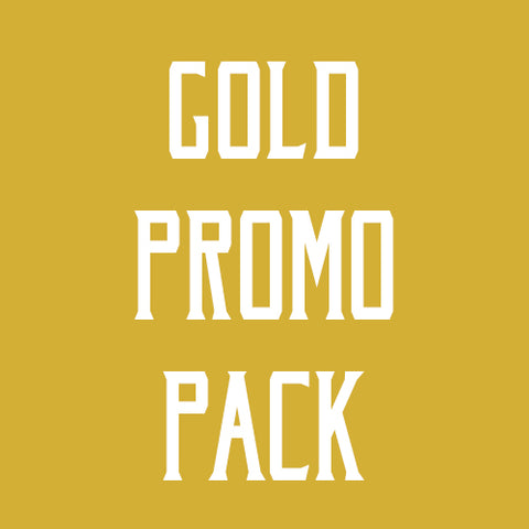Gold Promo Package