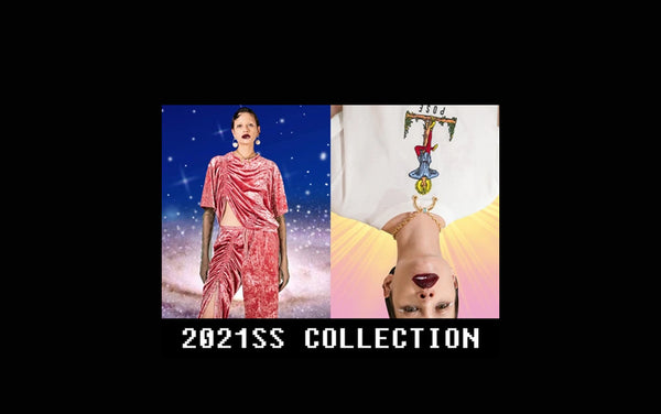 2021SS COLLECTION~PAMEO POSE占い~
