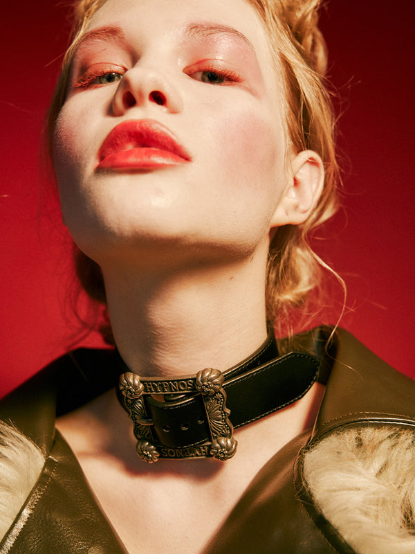 【ARCHIVE】Hypnos Buckle Choker