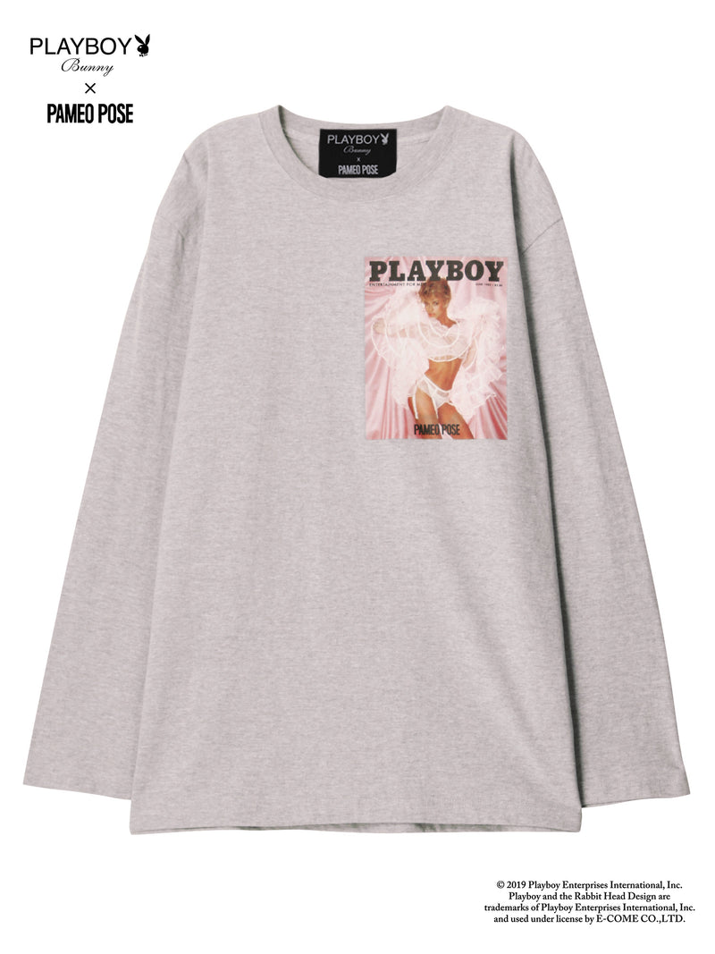 【PLAY BOY】1983Cover Longshirts