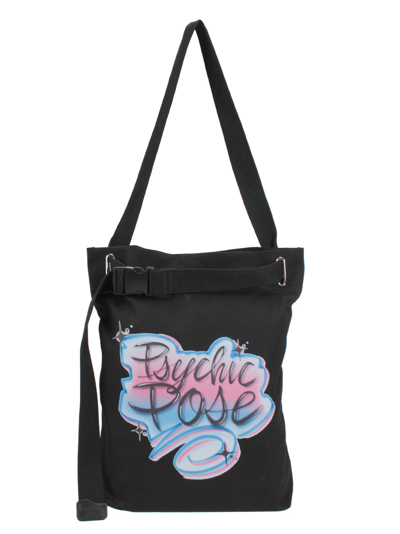 Psychic Pose 3way Tote