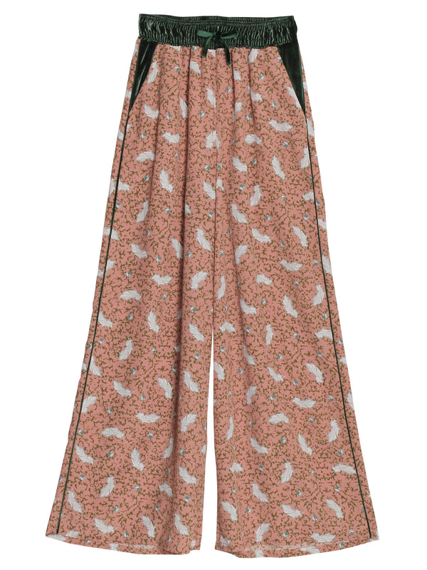Swan Pearl Wide Pants