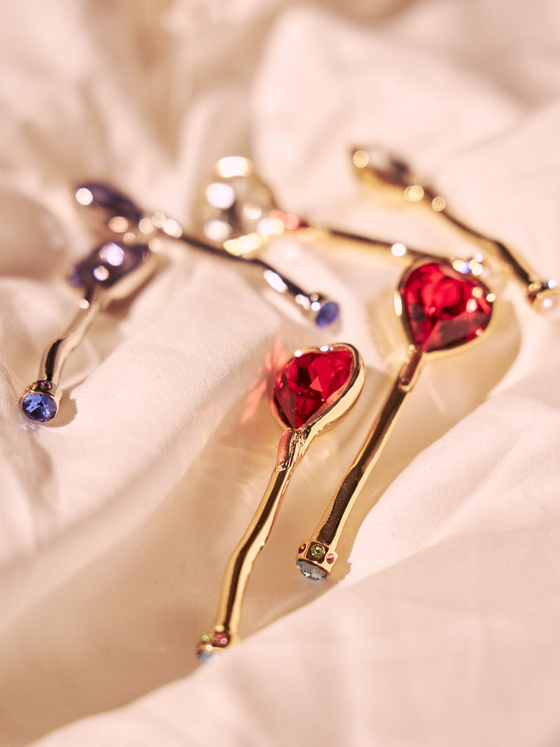Juliet Heart&Finger Pierce