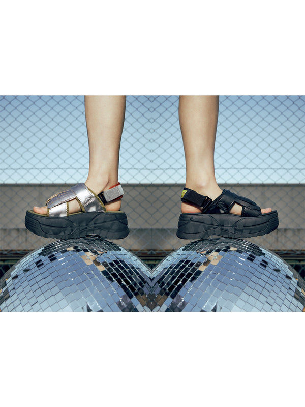 【SHAKA×PAMEO】All Day Sandal