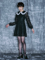 Hecate Lace Dress
