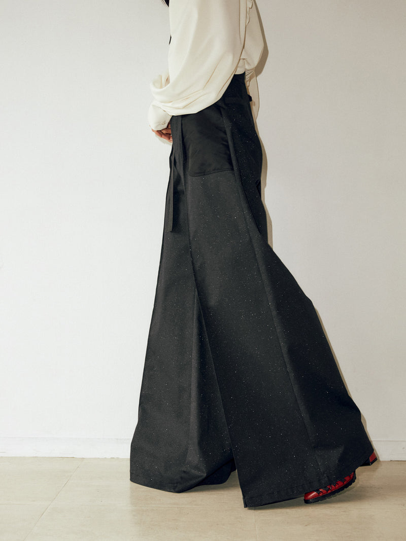 Super Wide Trousers