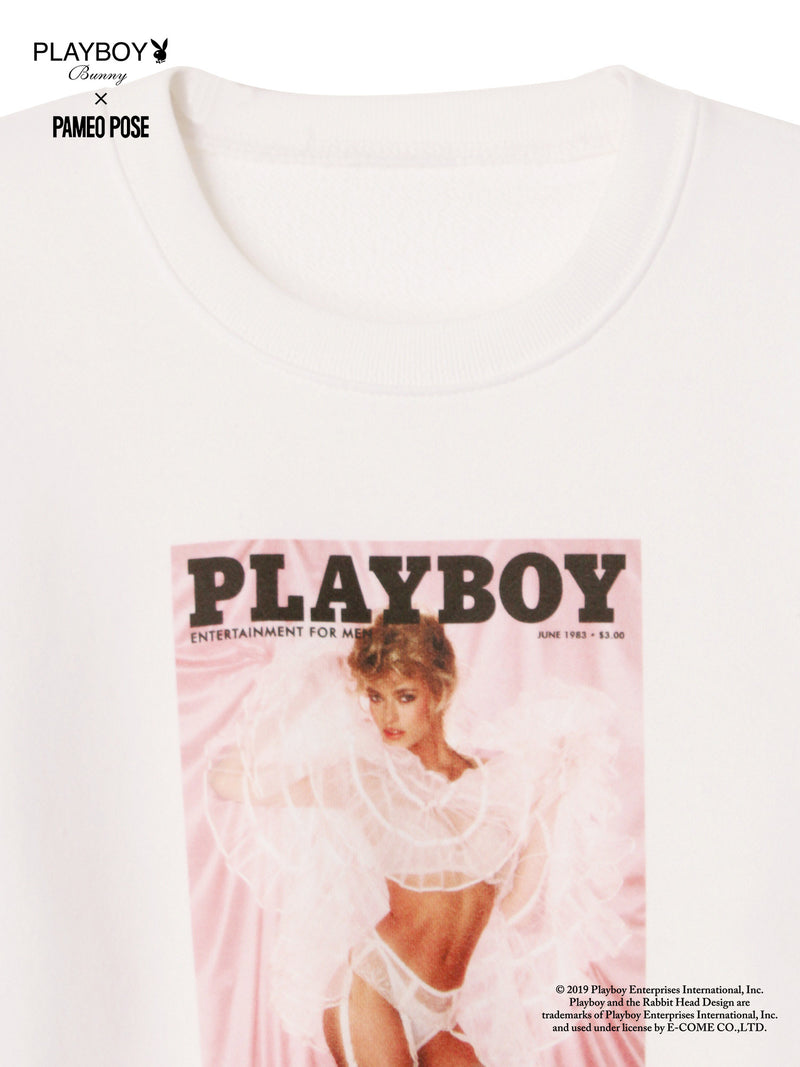 【PLAY BOY】1983Cover S Pullover