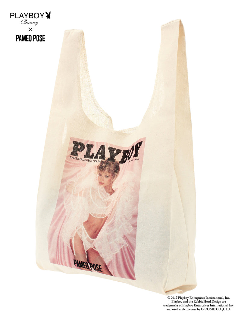 【PLAY BOY】1983Cover Bag
