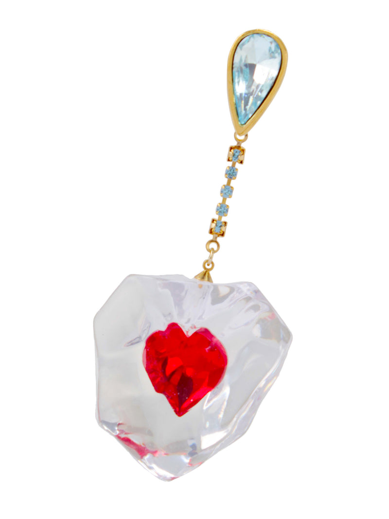 Dream Ice Pierce Heart