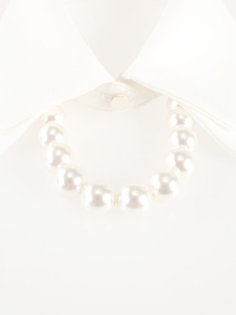 W Collar Necklace