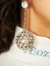 【KLOSET】Shiny Ball Earrings