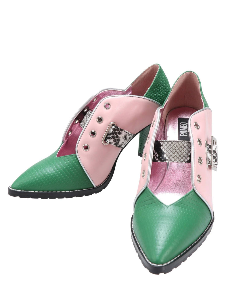 Tacos Shoes Pink