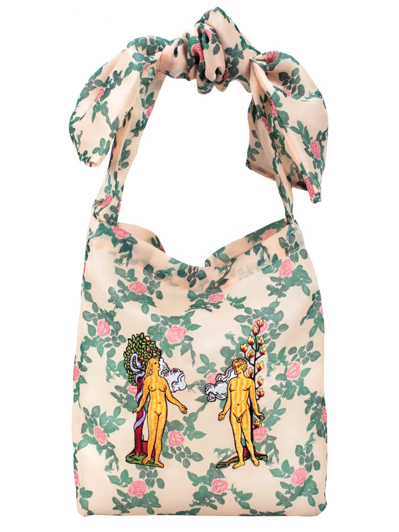 Lovers Bag Flower Pattern